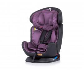 Комбинирано столче за кола Чиполино 4in1 в лилаво Колекция 2020