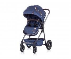 Детска количка Чиполино Noa blue denim Колекция 2020