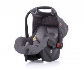 Бебешка кошница за кола и количка Чиполино Noah в сиво Колекция 2020