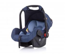 Бебешка кошница за кола и количка Чиполино Noah в синьо Колекция 2020