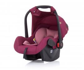 Бебешка кошница за кола и количка Чиполино Noah в розово Колекция 2020