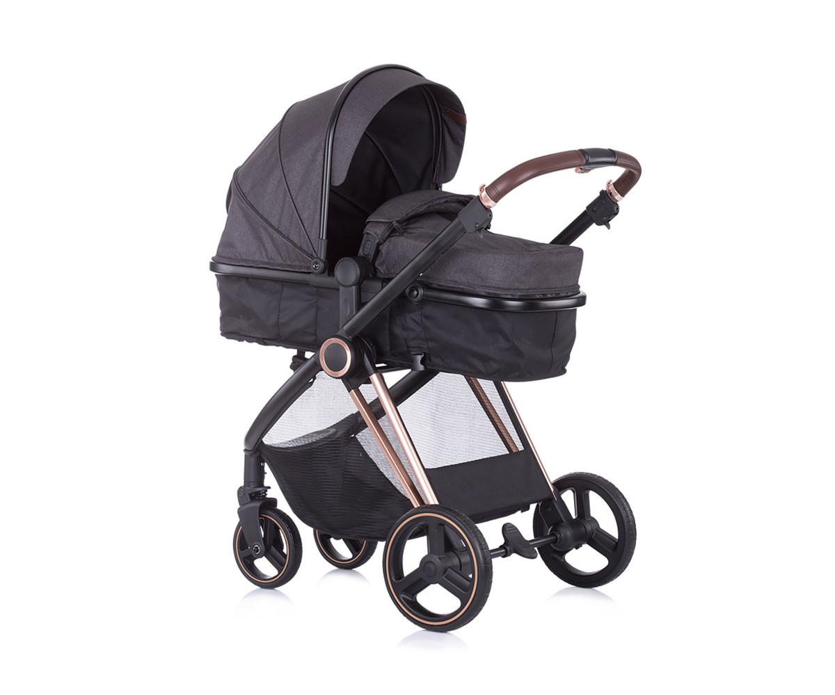 Детска количка Чиполино Lumia graphite Колекция 2020