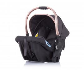 Бебешка кошница за кола и количка Чиполино Lumia с бронзова рама Колекция 2020