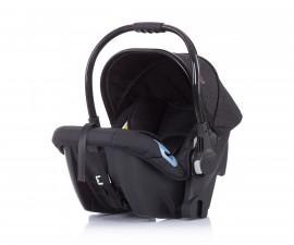 Бебешка кошница за кола и количка Чиполино Lumia с черна рама Колекция 2020