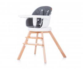 Столче за хранене Чиполино Roto Graphite 360˚ с пет позиции на въртене Колекция 2020