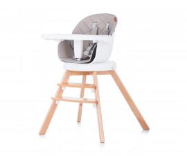 Столче за хранене Чиполино Roto Mocca 360˚ с пет позиции на въртене Колекция 2020