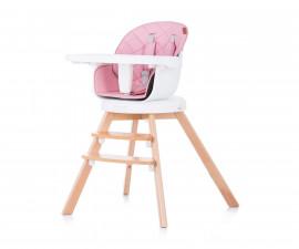 Столче за хранене Чиполино Roto Orchid 360˚ с пет позиции на въртене Колекция 2020