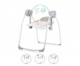 Електрическа бебешка люлка за новородено до 9кг Chipolino Фелисити, асортимент