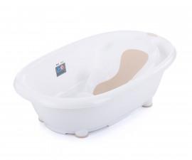 Детска анатомична вана за къпане на бебе Chipolino Delta, мока 93.5 см VKDE00201MO