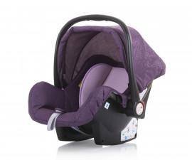 Бебешко столче за кола с адаптор до 13кг Chipolino Хавана, далия 0+