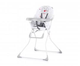 Детско столче за хранене Chipolino Теди, мъгла