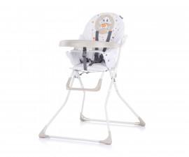 Детско столче за хранене Chipolino Теди, лате
