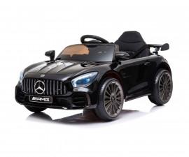 Детска акумулаторна кола Chipolino Mercedes Benz GTR AMG, черна