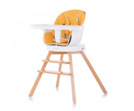 Въртящо детско столче за хранене Chipolino 3в1 Рото, пъпеш