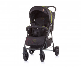 Лятна детска количка до 22 кг Chipolino Микси, карбон
