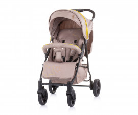 Лятна детска количка до 22 кг Chipolino Микси, лате