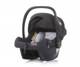 Бебешко столче за кола до 13кг Chipolino Дуо Смарт, мъгла 0+
