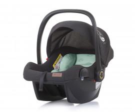 Бебешко столче за кола до 13кг Chipolino Дуо Смарт, мента 0+