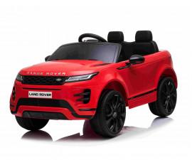 Детски акумулаторен джип Chipolino Range Rover Evoque, червен