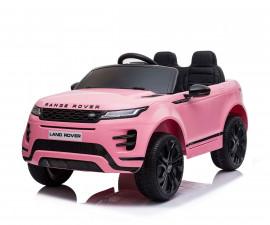 Детски акумулаторен джип Chipolino Range Rover Evoque, розов