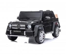Детски акумулаторен джип Chipolino Mercedes Maybach G650, черен