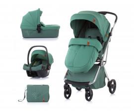 Комбинирана детска количка Chipolino Пирует 360, 3в1, бор
