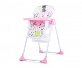 Детско столче за хранене Chipolino Макси, божур