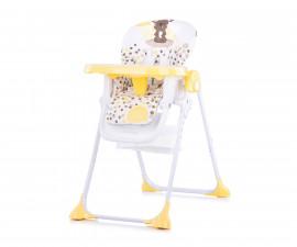 Детско столче за хранене Chipolino Макси, цитрус