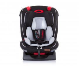 Бебешко столче за кола Chipolino III Тракс Релакс, карбон, 0-25кг