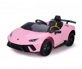 Детска акумулаторна кола Chipolino Lamborghini Huracan, розова