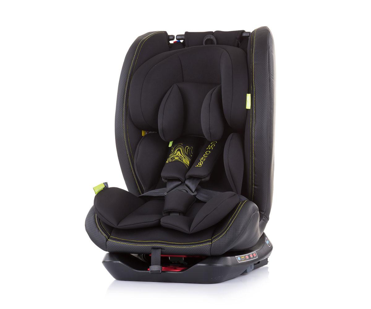Детско столче за кола Чиполино 360 ISO I,II,III Техно, карбон