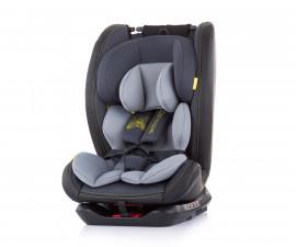 Детско столче за кола Чиполино 360 ISO I,II,III Техно, асфалт