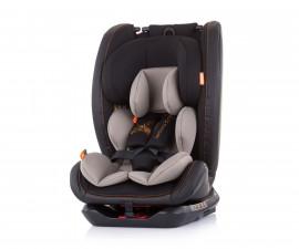 Детско столче за кола Чиполино 360 ISO I,II,III Техно, лате