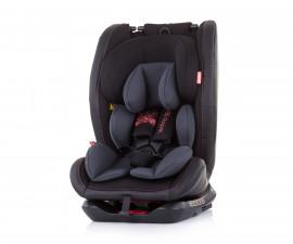 Детско столче за кола Чиполино 360 ISO I,II,III Техно, далия