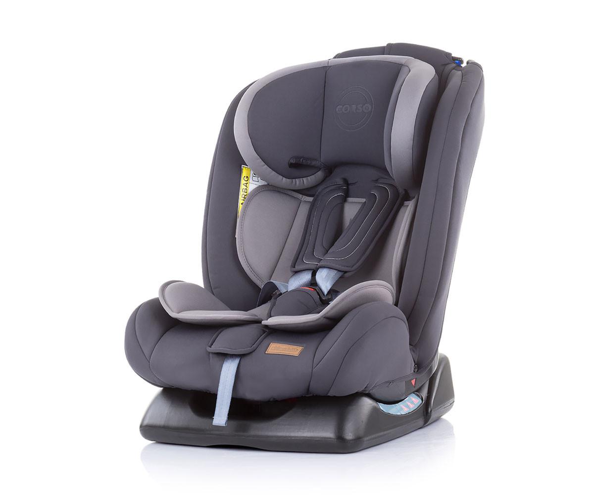 Детско столче за кола Chipolino Корсо, мъгла 0-36 кг STKCO0213MT