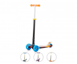Скутер за деца до 50 кг Chipolino Кроксър Ево, асортимент