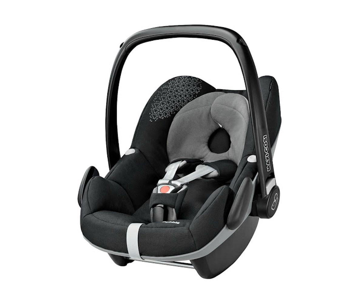 Столче за кола за деца и бебета Maxi Cosi Pebble, Origami Black, 0-13 кг 63078730