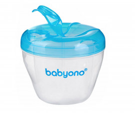 Кутия за сухо мляко Babyono, 4 отделения 1022