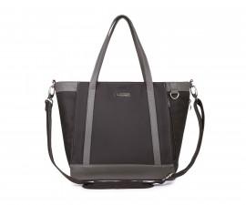 Чанта за бебешки принадлежности с подложка Babyono Unique 1502/04