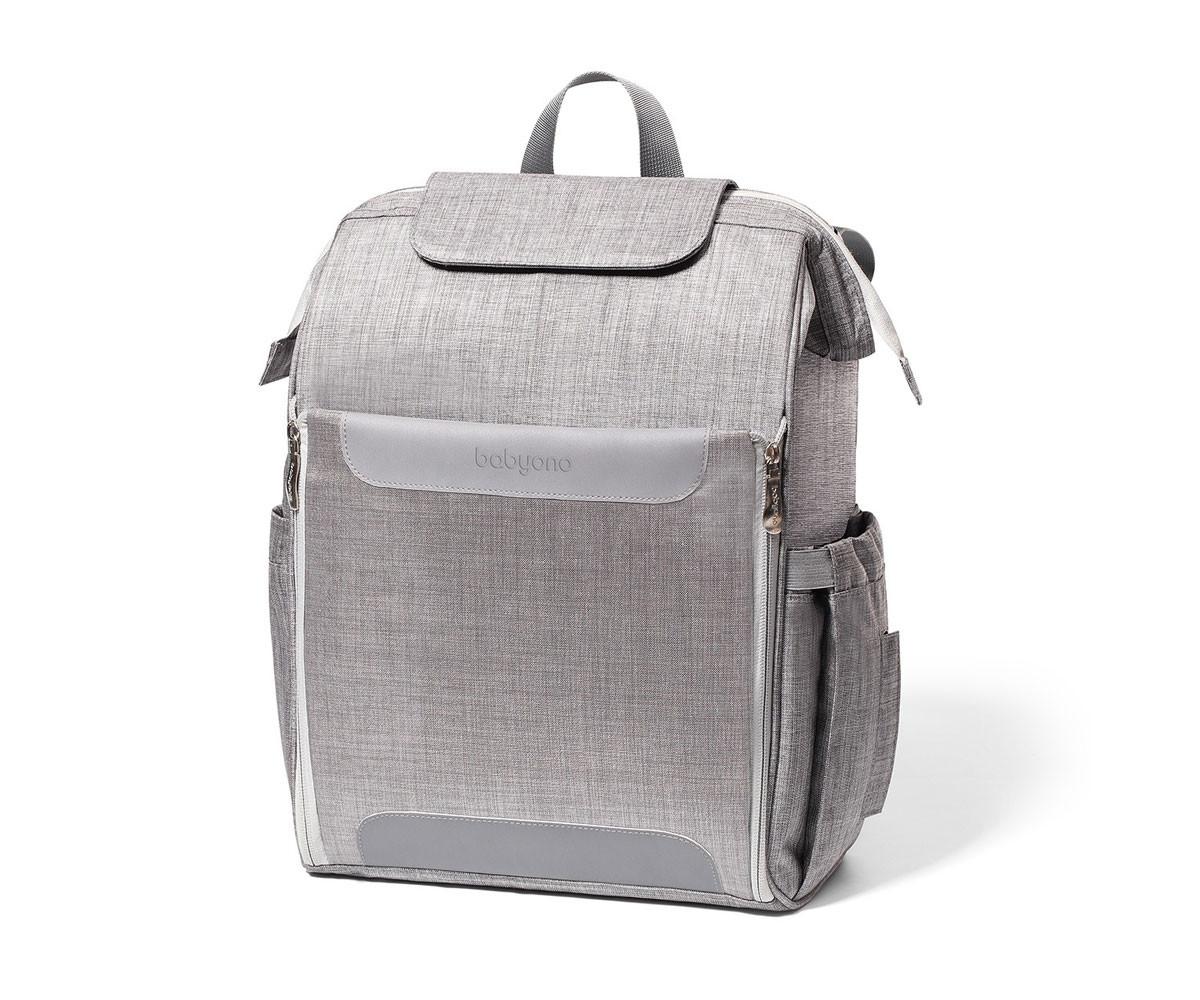Чанта за количка за бебешки и детски аксесоари Babyono 1447, сива 1447