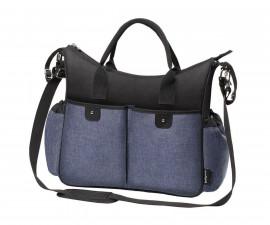 Чанта за бебешки принадлежности с подложка Babyono So Sity 1423/05