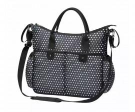 Чанта за бебешки принадлежности с подложка Babyono So Sity 1423/07