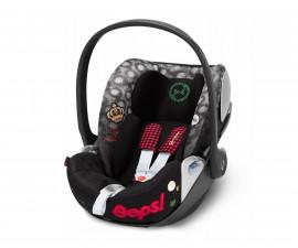 Столче кошница за кола за бебета и деца Cybex Cloud Z i-size, Rebellious Fashion, 0-13 кг 519003149