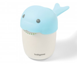 Кана за поливане Babyono кит,синя