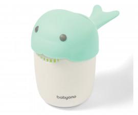 Кана за поливане Babyono кит, зелена