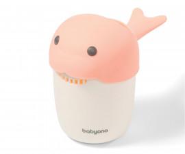 Кана за поливане Babyono кит,розова
