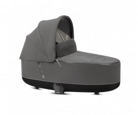 Кош за новородено Сайбекс Priam/e-PRIAM Lux Soho Grey 2020