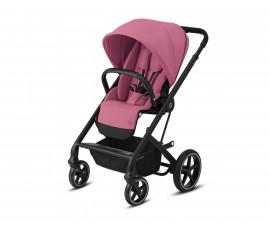 Бебешка количка Сайбекс Balios S Lux, Magnolia Pink black