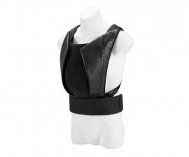 Ергономична раница за бебе Сайбекс Yema Click Leather Stardust black