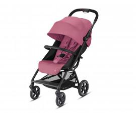 Количка за през лятото за деца до 22кг ybex Eezy S+2 BLK Magnolia pink 520001713